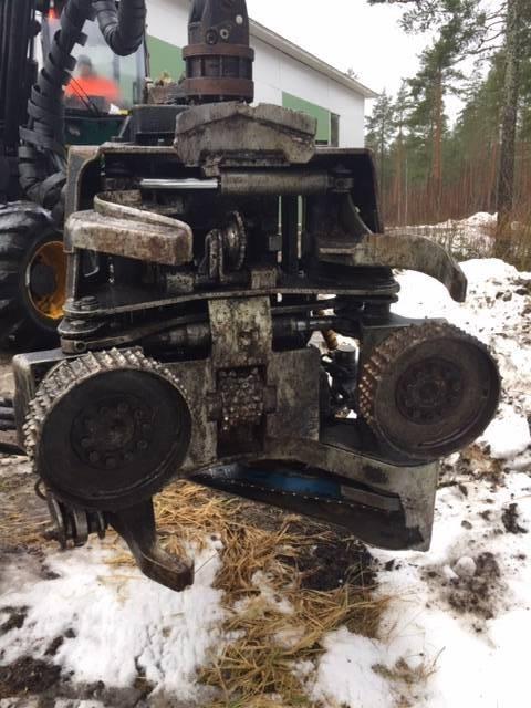 AFM 60L, Harvester heads, Forestry