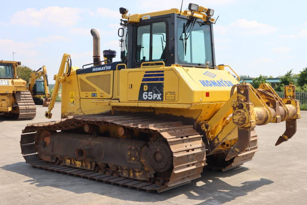 Komatsu D65PX-12, Dozers, Construction Equipment
