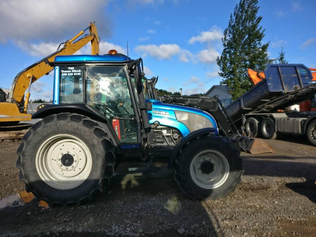 Valtra Valmet A95 4x4/239, Traktorit, Maatalous