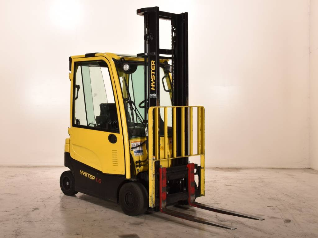 Hyster J1.6XN, Electric counterbalance Forklifts, Material Handling