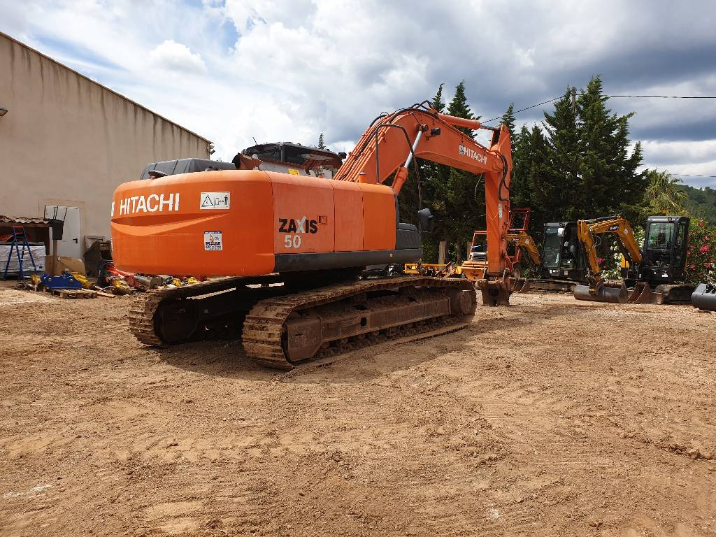 Hitachi ZX 250 LC N-3, Crawler Excavators, Construction Equipment