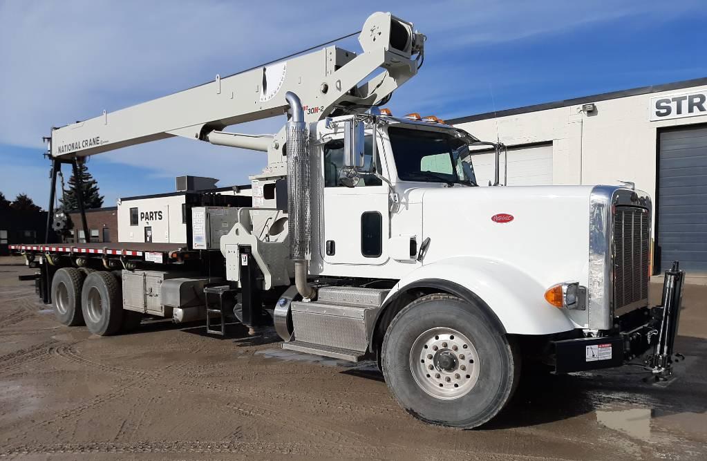 National NBT30H2-100, Crane Parts and Equipment, Construction Equipment