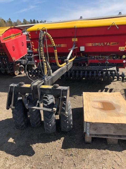 Junkkari Simulta 3000 ST, Kylvölannoittimet, Maatalous