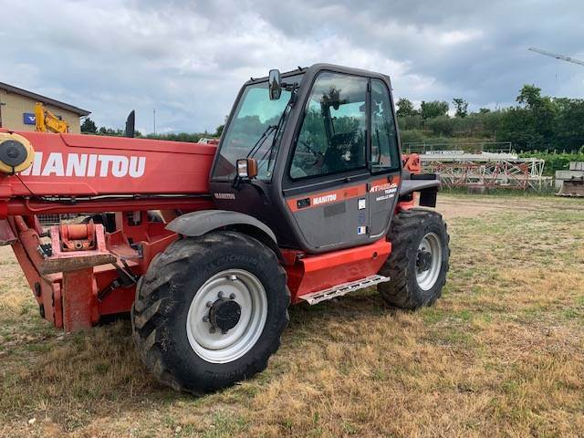 Manitou MT 1436, Telescopic Handlers, Construction Equipment