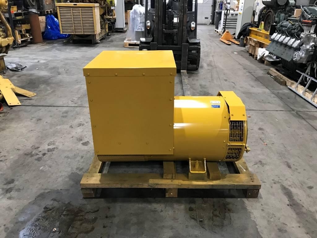 Caterpillar SR 4 - Generator End - 220 kW, Generator Ends, Construction