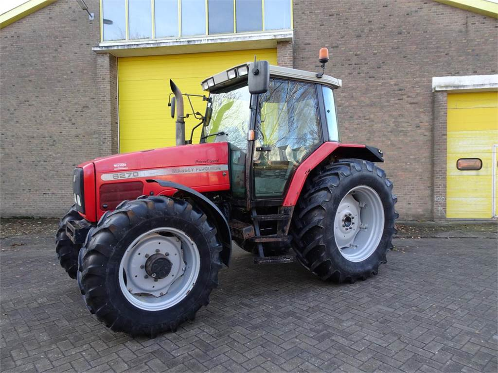 Massey Ferguson 6270 DYNASHIFT, Tractoren, Landbouw