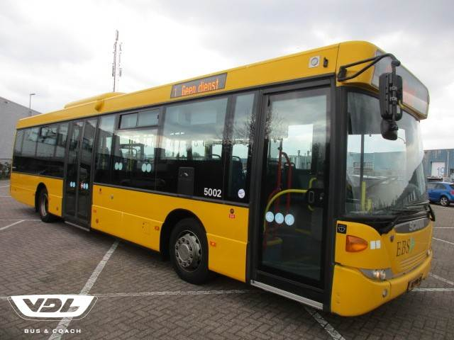 Scania Omnilink, Public transport, Vehicles