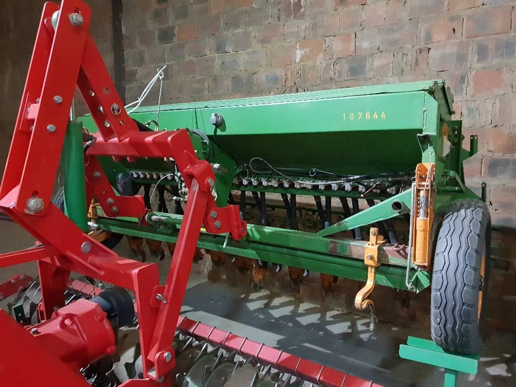 Amazone D8-30 Super, Siewniki, Maszyny rolnicze