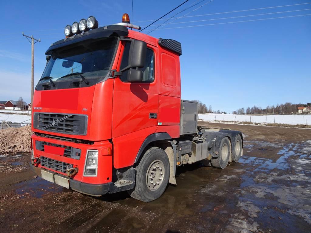 Volvo FH480 6X4, Dragbilar, Transportfordon