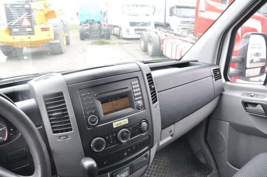 Mercedes-Benz Sprinter 316 CDI  Kylaggregat, Skåpbilar Kyl/Frys/Värme, Transportfordon
