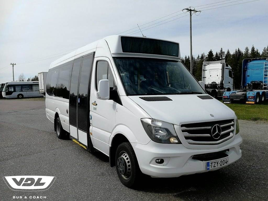Mercedes-Benz Sprinter 516 CDI, Mini, Vehicles