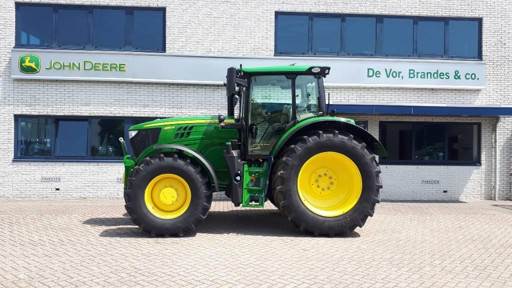 John Deere 6155 R, Tractoren, Landbouw