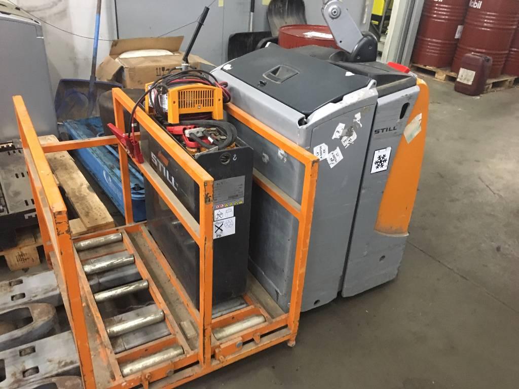 Still EXU SF20, Hand pallet truck, Material Handling