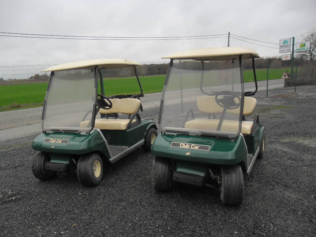 Yamaha Golfwagen, Golfkarren / golfcars, Terreinbeheer