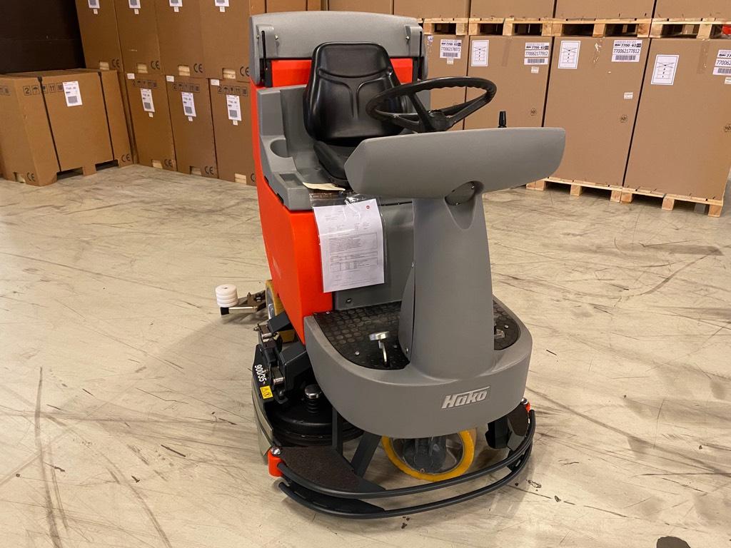 Hako Scrubmaster B115RD900, Skurborsttorkar, Materialhantering