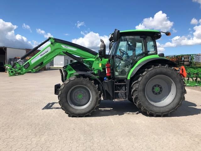 Deutz 6140 TTV, Traktorer, Lantbruk
