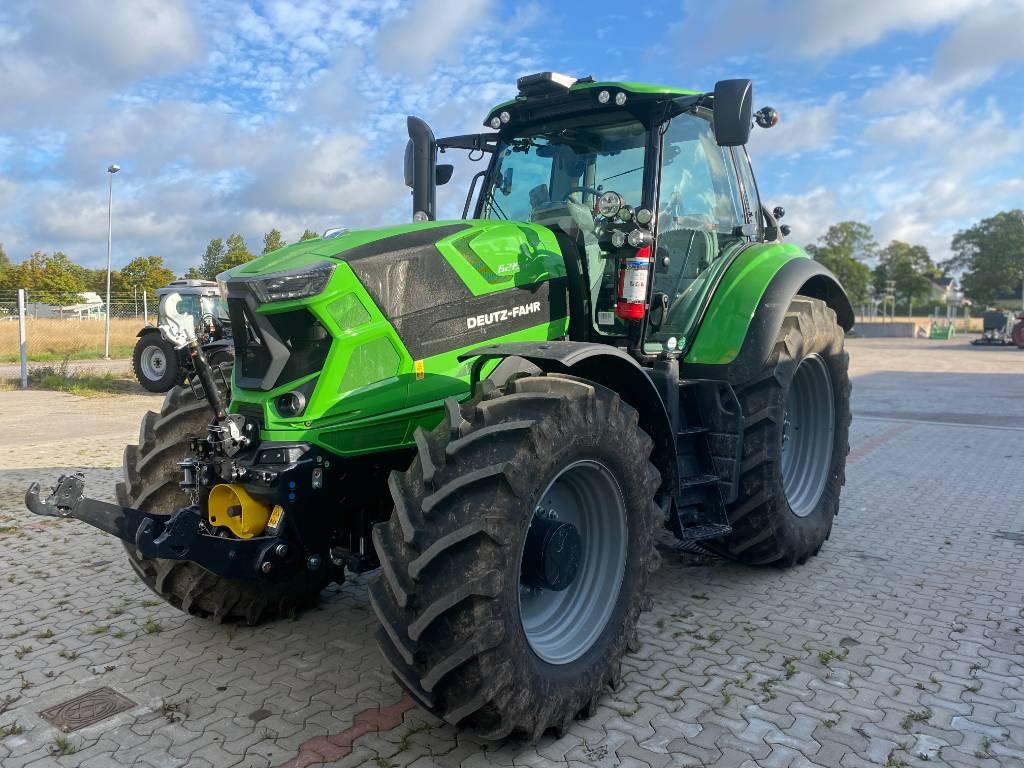 Deutz-Fahr Demo 6215 TTV, Traktorer, Lantbruk