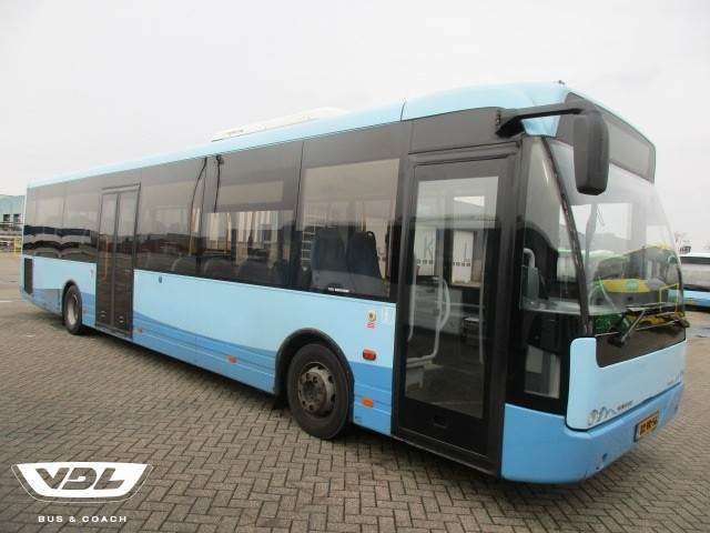 VDL Berkhof Ambassador 200, Stadsbus, Voertuigen