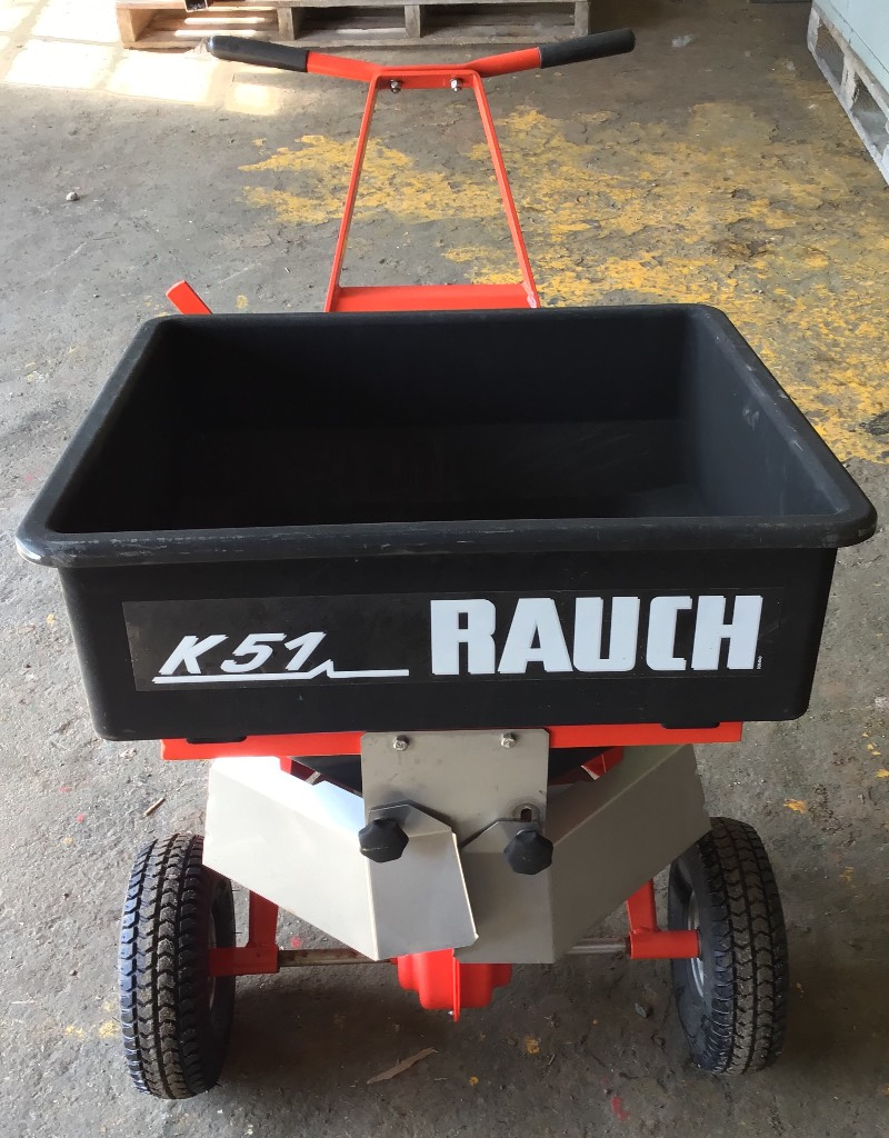 Rauch K51 spridare ny!, Övriga grönytemaskiner, Grönytemaskiner