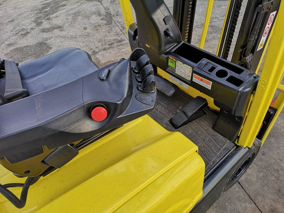 Hyster J 1.60 XNT, Electric counterbalance Forklifts, Material Handling