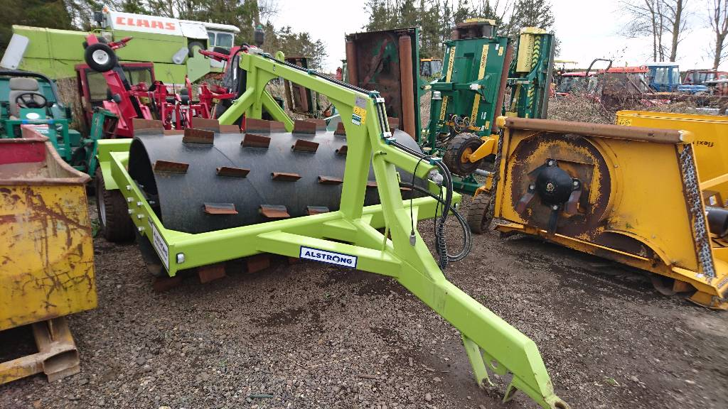 Alstrong Aerator 840T, Aerators and dethatchers, Groundcare