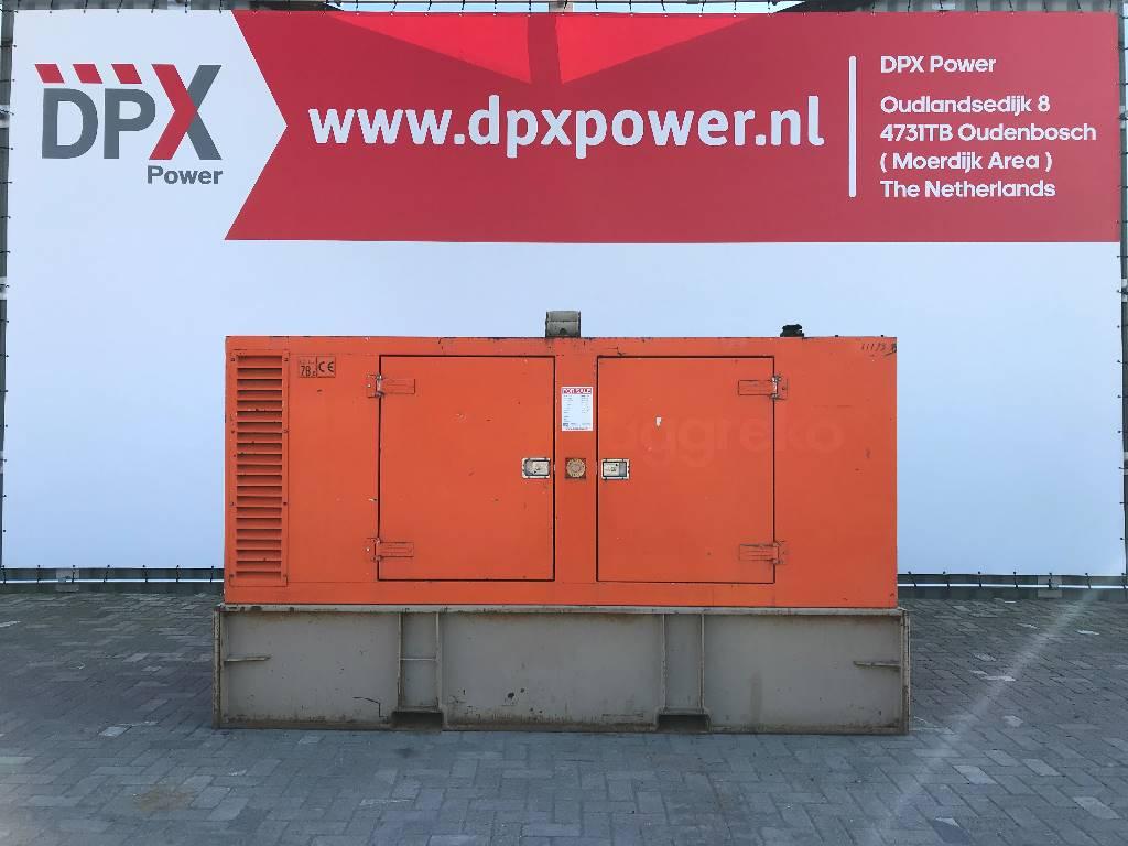 Iveco 8035E00 - 37 kVA Generator - DPX-11112, Diesel generatoren, Bouw