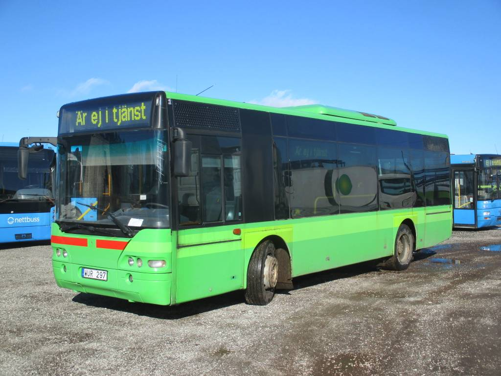 Neoplan CENTROLINER N4409, City buses, Trucks and Trailers