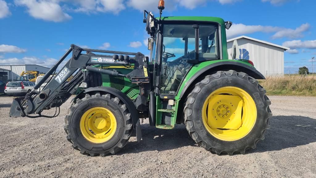 John Deere 6320, Traktorer, Lantbruk