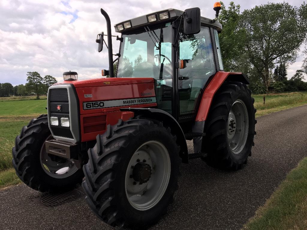 Massey Ferguson 6150 Dynashift, Tractoren, Landbouw