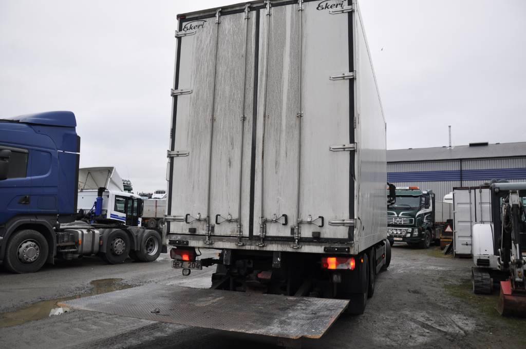 MAN TGX 26.480 6X2-2LL, Skåpbilar, Transportfordon