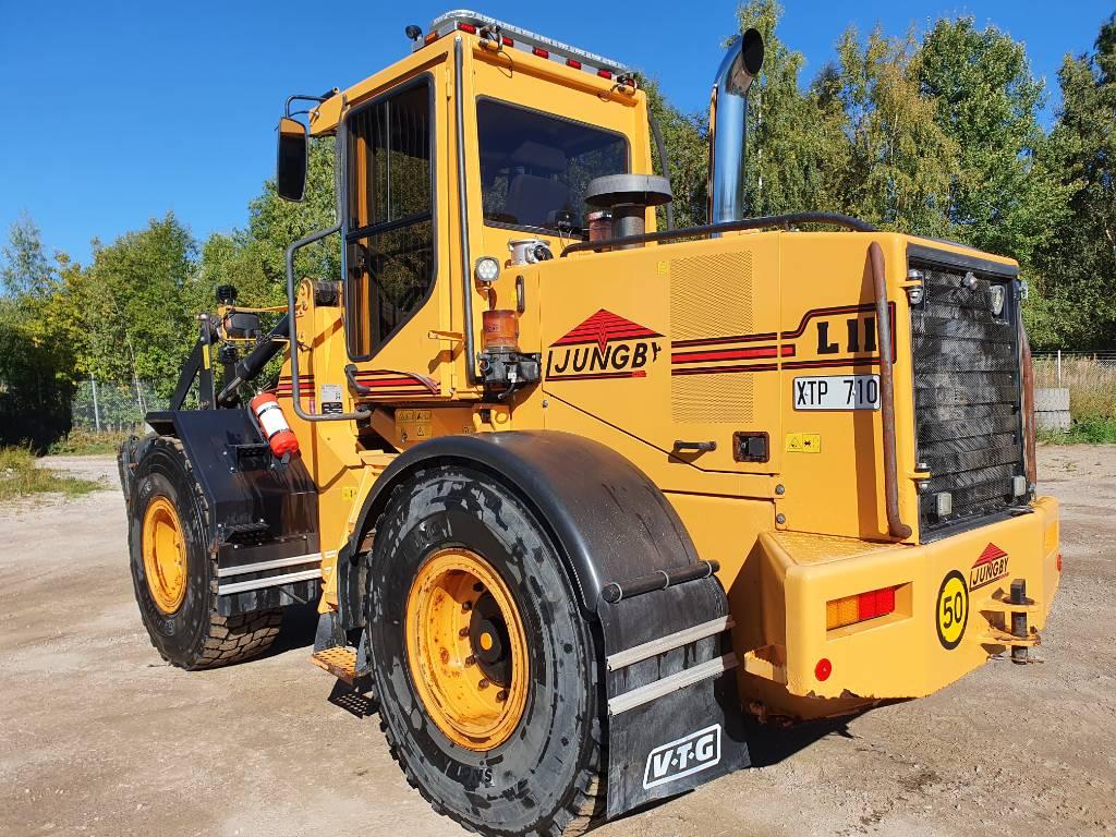 Ljungby L11, Hjullastare, Entreprenad