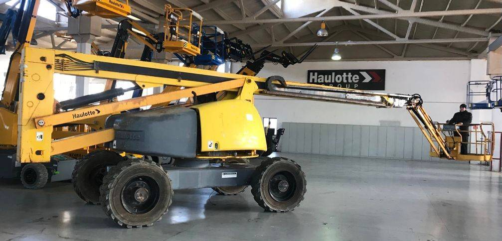 HAULOTTE HA260 PX, Articulated boom lifts, Construction Equipment