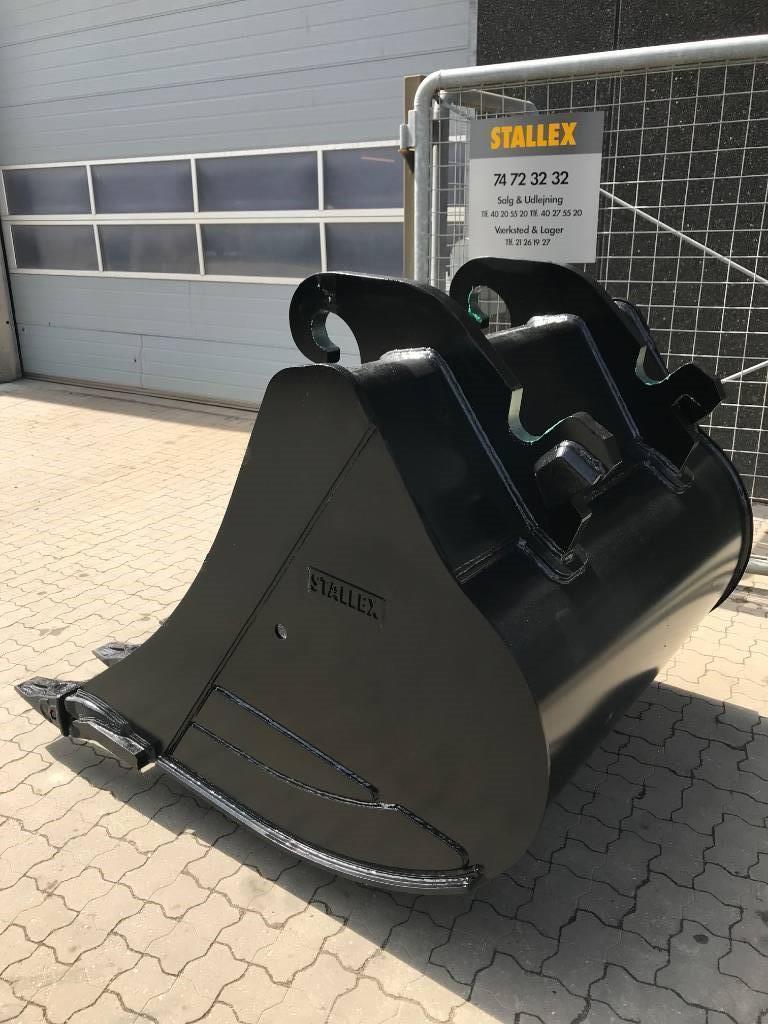 [Other] GRAVESKOVL / BUCKET / TIEFLÖFFEL CW45 1600 mm 100, Skovle, Entreprenør