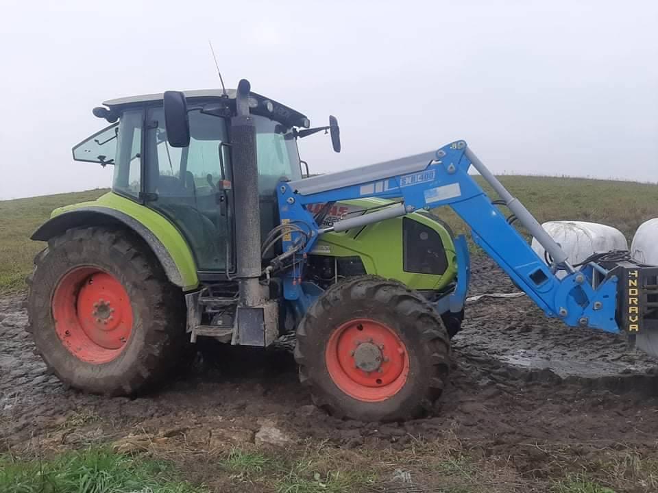 CLAAS Arion 420, Traktorit, Maatalouskoneet