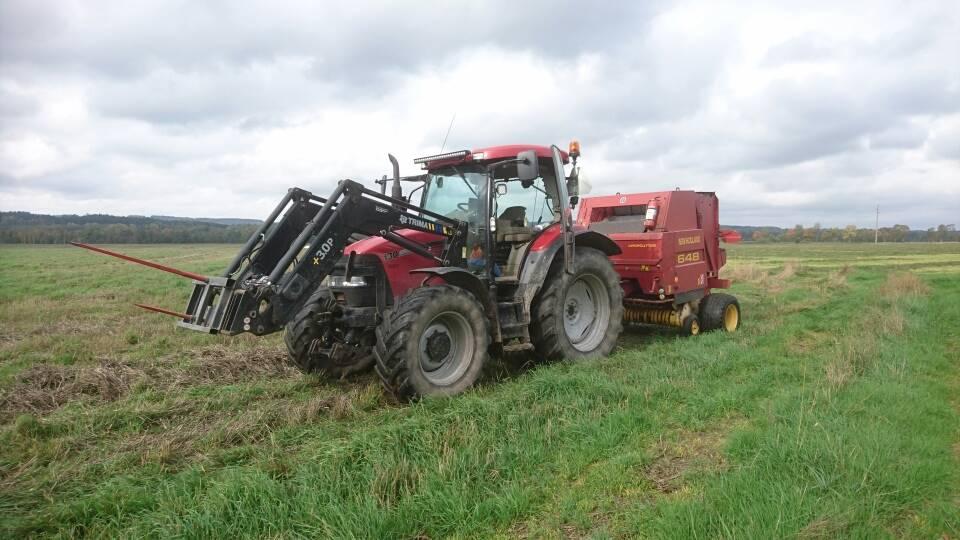 Case IH Maxxum 130, Traktorer, Lantbruk
