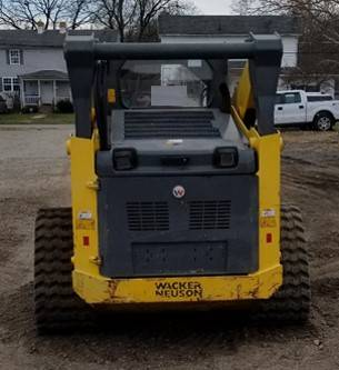 Wacker Neuson ST45, Crawler Loaders, Construction Equipment