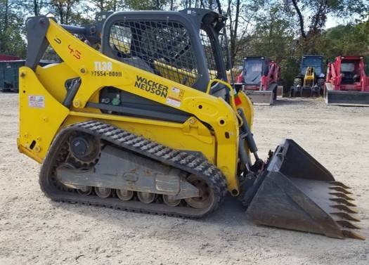 Wacker Neuson ST45, Crawler Loaders, Products