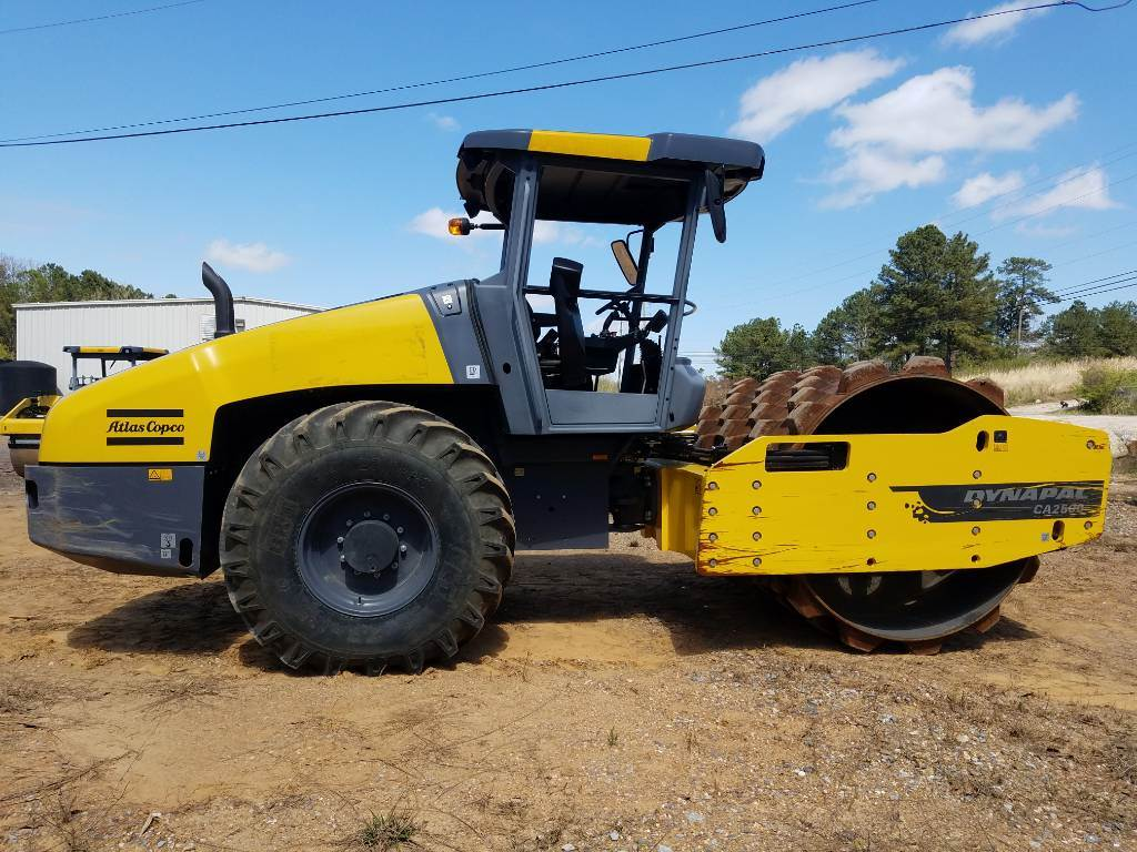 Atlas Copco CA2500PD, Soil Compactors, Construction Equipment