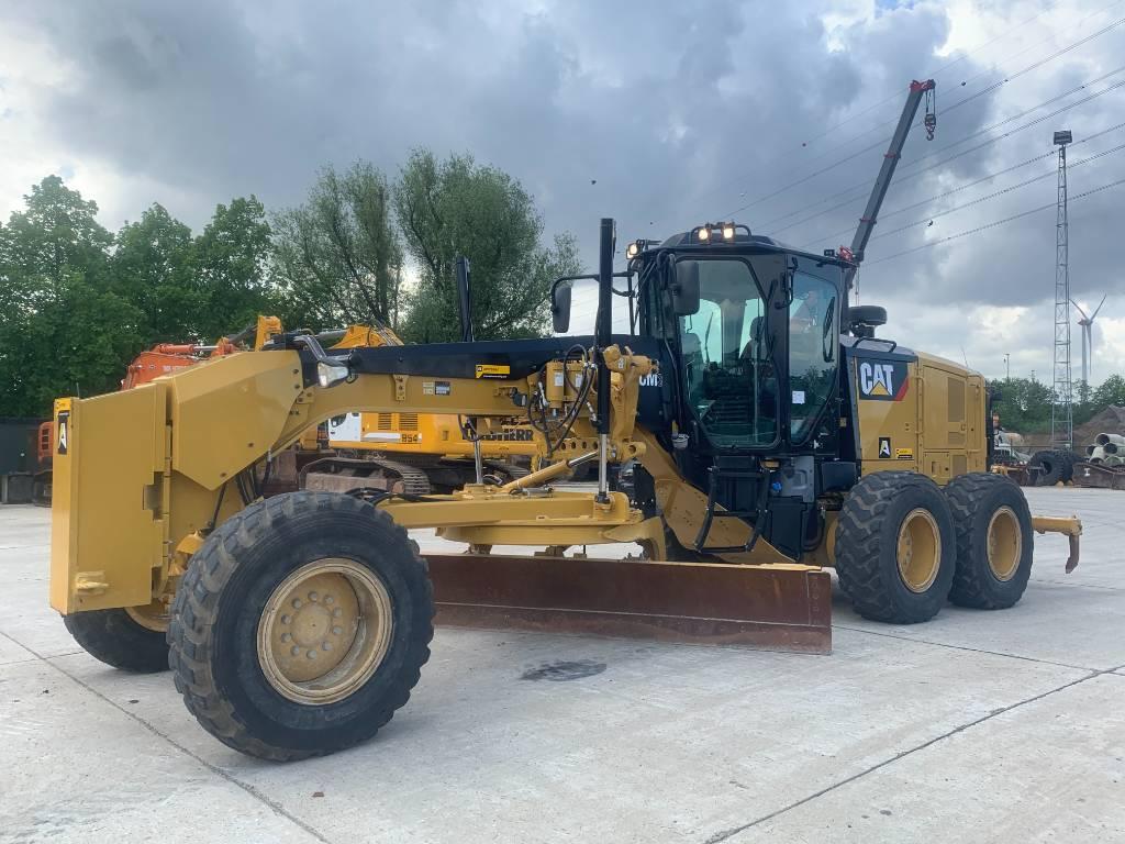 Caterpillar 140 M 3, Graders, Construction