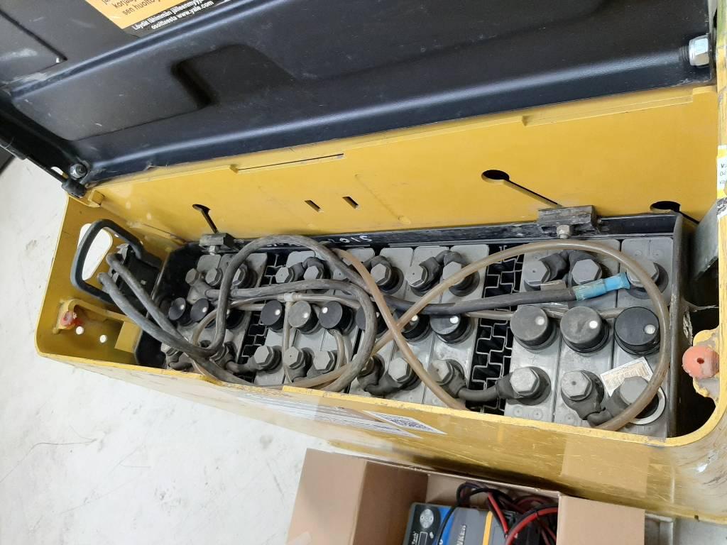 Yale MP20X, Lavansiirtotrukit ajotasolla, Materiaalinkäsittely