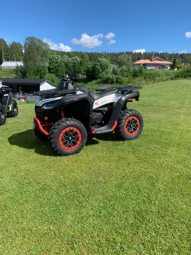 Segway Snaler, ATV, Lantbruk