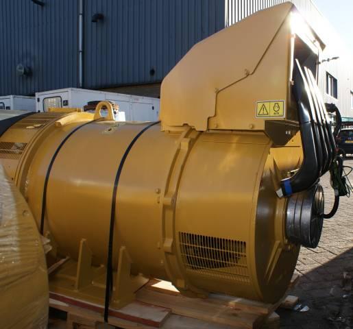 Leroy Somer Generator End - 508 kW - DPH 104365, Generator Ends, Construction