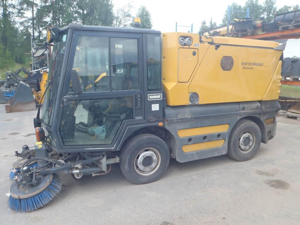 Schmidt Swingo Compact 200, Lakaisukoneet, Ympäristökoneet