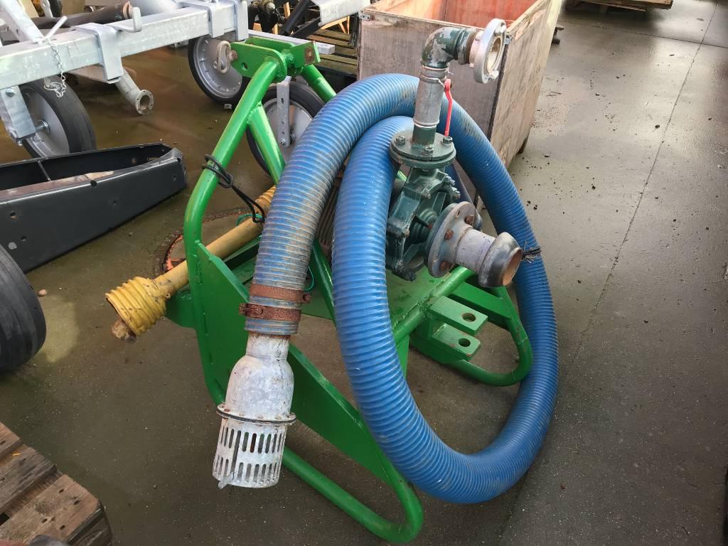 Caprari MEC 1D 83 A lagedruk pomp, Irrigatie pompen, All Used Machines