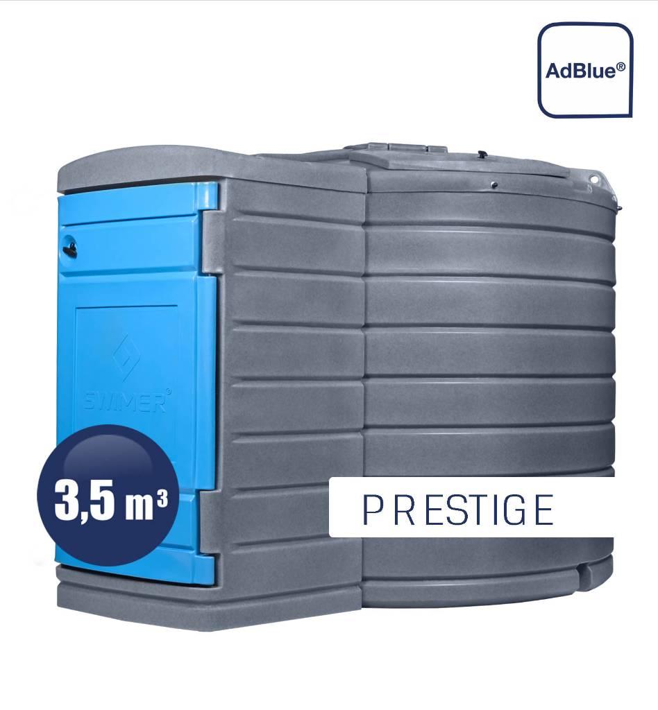Swimer Tank Blue 3500 Fudps Prestige dwupłaszczowy, Zbiorniki, Maszyny rolnicze