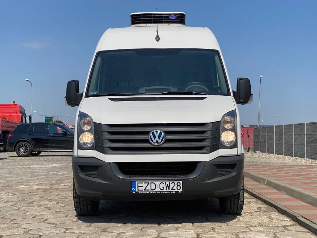 Volkswagen Crafter * Carrier Varios 200, Samochody chłodnie, Transport