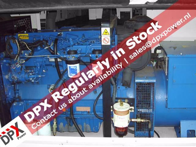 Perkins 1006 Generatorset, Diesel generatoren, Bouw