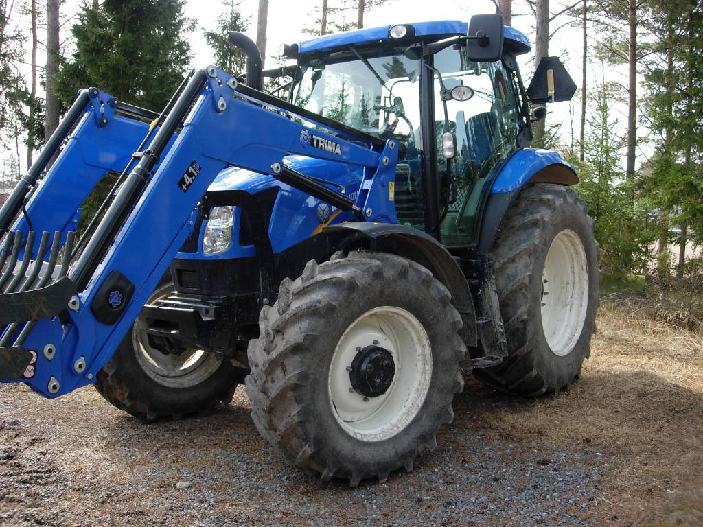 New Holland Tractor Bedding : New holland t ecdl tractors price £ year