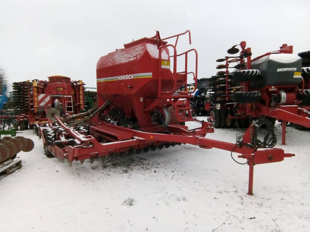 Horsch Pronto 4DC PPF, Külvikud, Põllumajandus