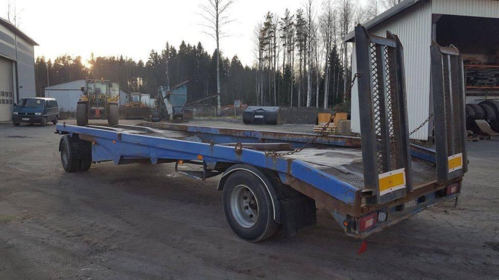 NTM RTP-210 lavetti, Lavetit, Kuljetuskalusto